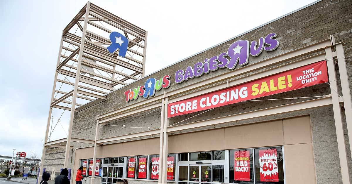 Eighty Two Former Toys R Us Sites To Be Auctioned Icsc