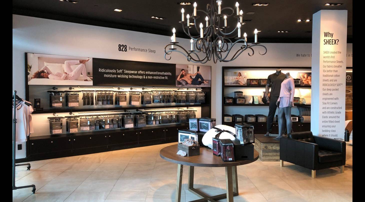 Bedding Brand Plans 50 New Stores Over Five Years Icsc
