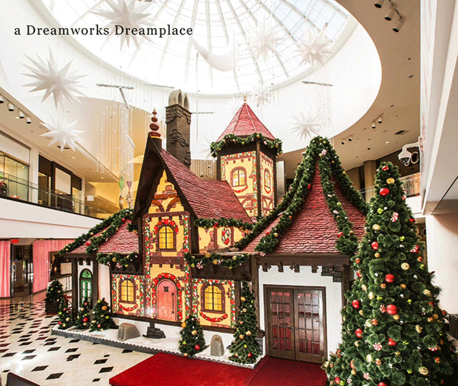 Christmas Decorations In Shopping Malls: ICSC: International Council Of