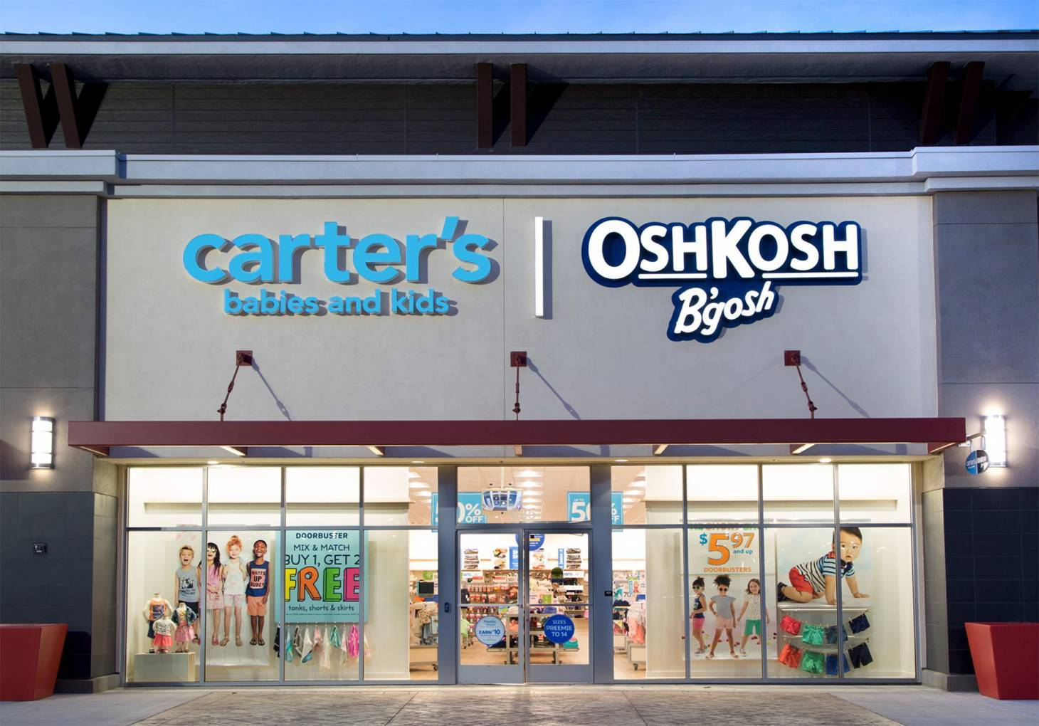 238d9a68b The Carter's marketing team has stepped up customer-acquisition efforts and  focused on baby-apparel buyers living near Toys 'R' Us stores