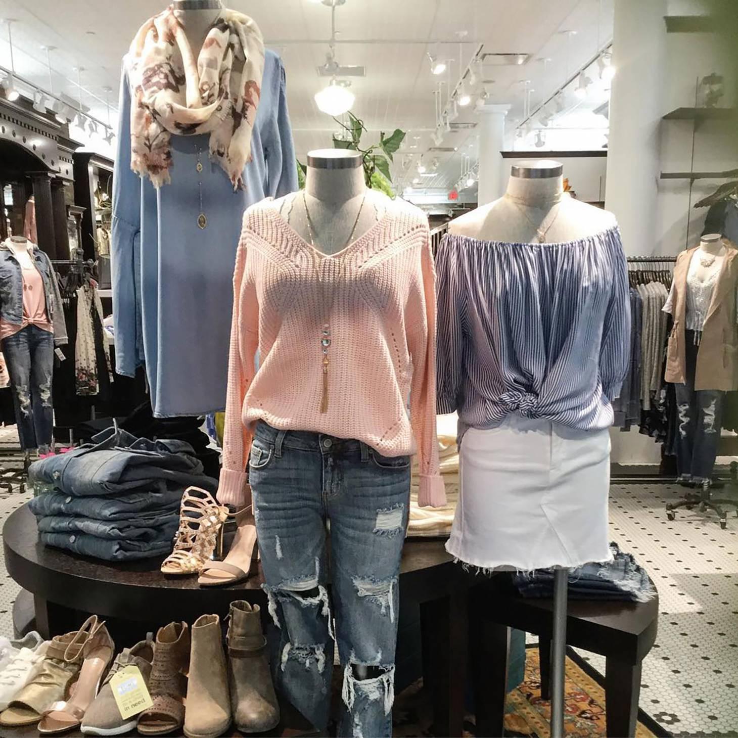 Polaris Fashion Place Store Directory