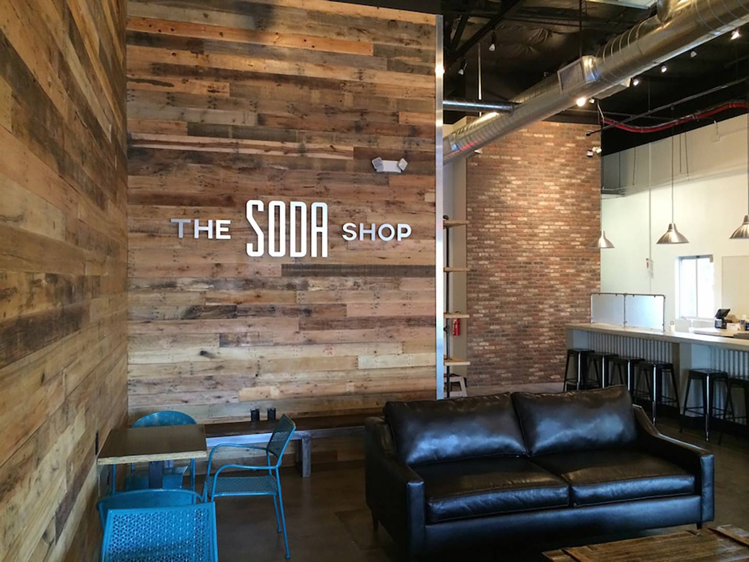 The Soda Shop reinvents the classic soda fountain | ICSC ...