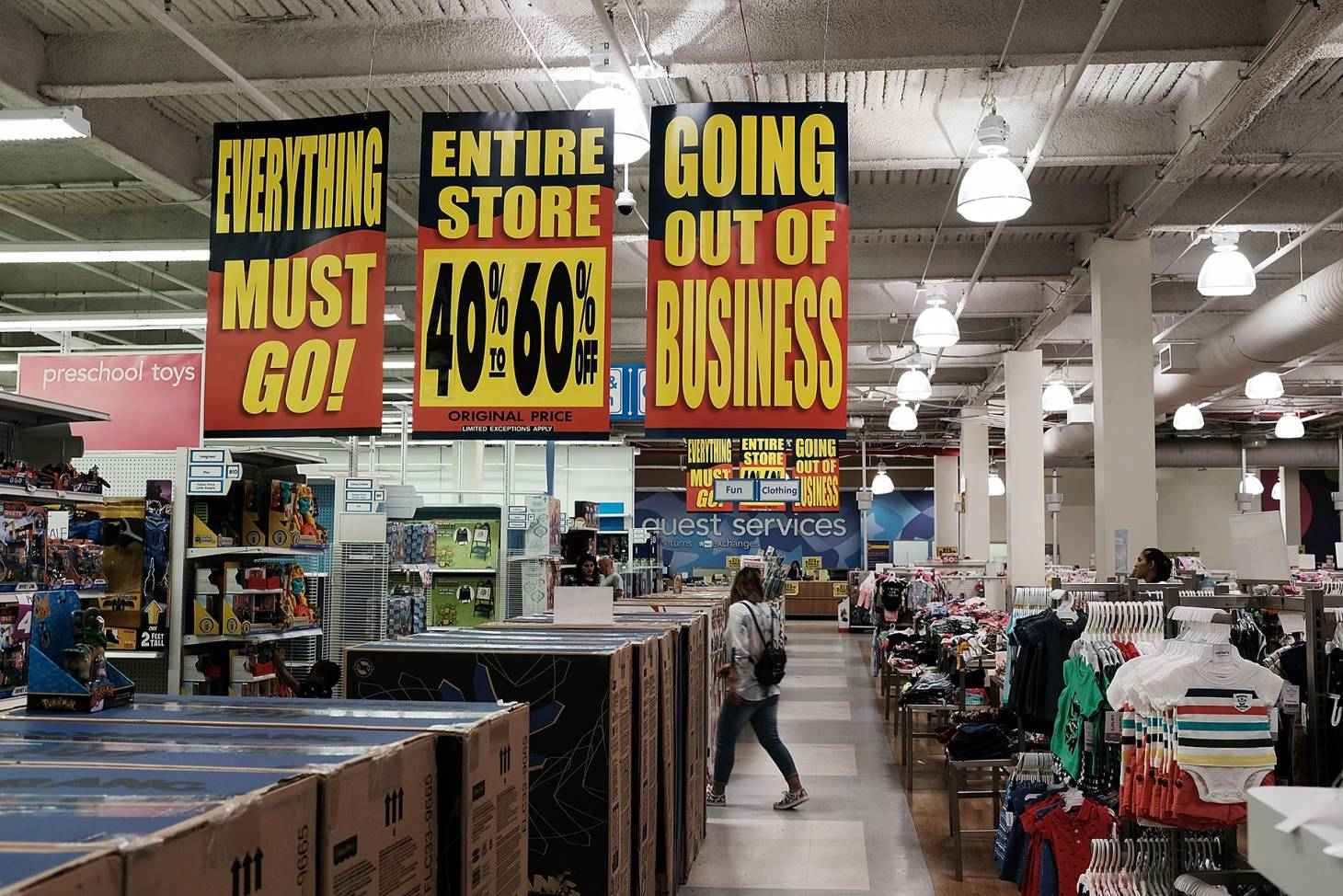 Retailers Compete To Fill Toys R Us Vacuum Icsc International