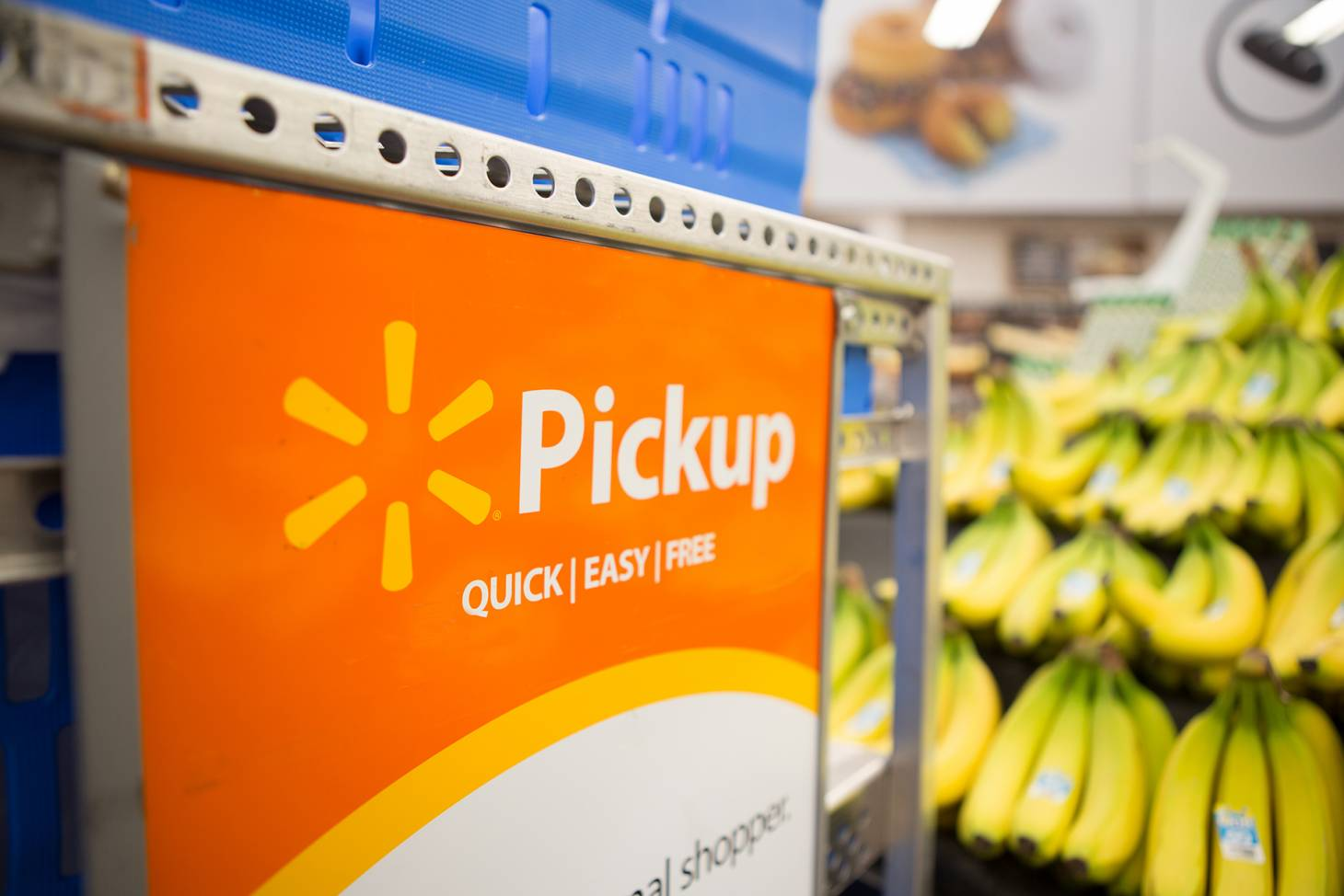Walmart To Open Pickup Only Facility Icsc International