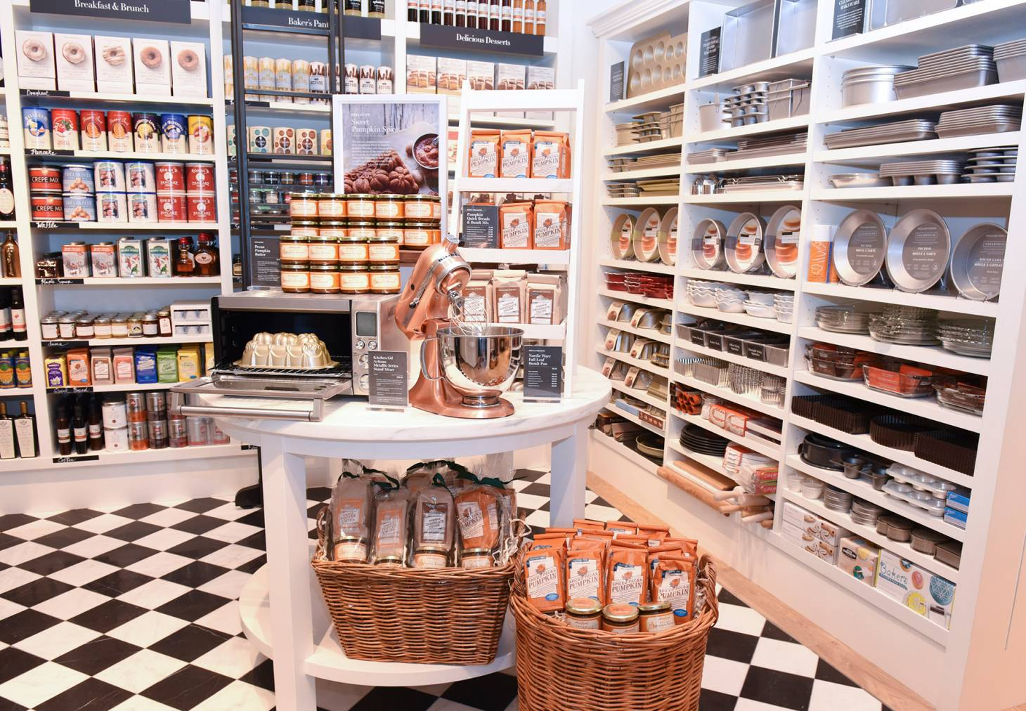 Stores Key To 2q Sales Growth At Williams Sonoma Icsc