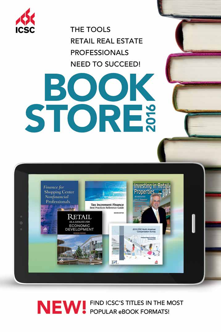 ICSC Bookstore Catalog